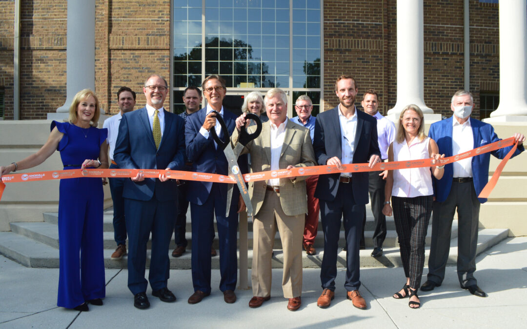 Coldwell Banker Commercial Wallace Celebrates Grand Opening of New Office!